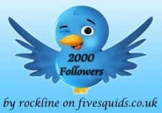 I will give you 5000 REAL and active Twitter followers
