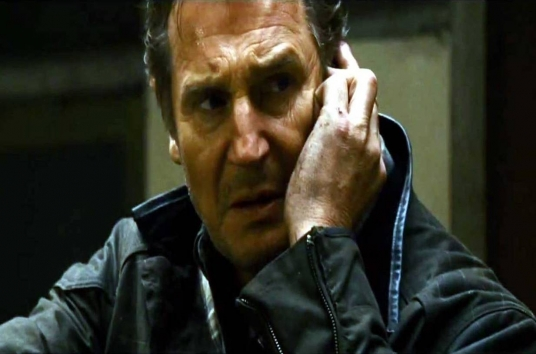 create that Liam Neeson message,for your voice mail,promo,