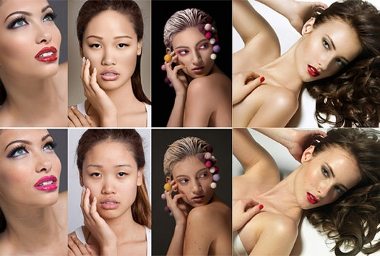 professionally retouch one photo