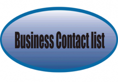 I will Extract local business contact list from yell in UK
