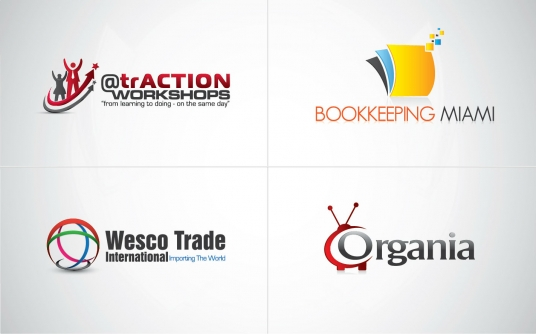Design an OUTSTANDING Professional Logo