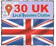 I will add your business in 30 UK directories to get top in local search