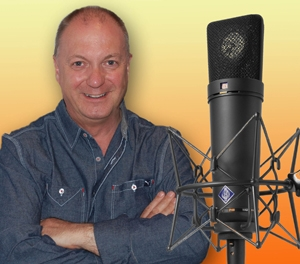 record a 100 word professional voiceover in a broadcast quality studio
