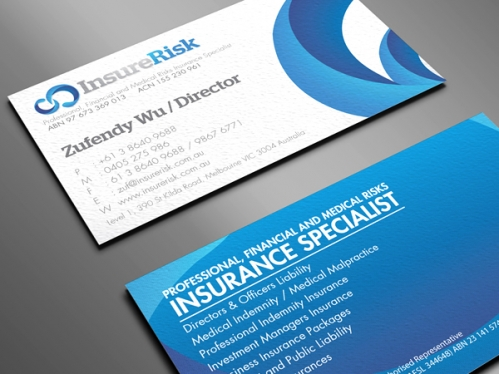 Design Your Perfect Print Ready Business Card For 10 Aaronik