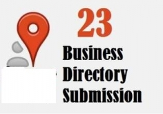 I will submit your local business on 23 major local business directory for us, uk, au and canada