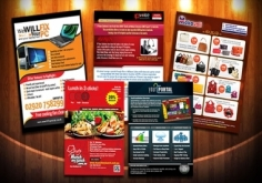 I will design Amazing and Attractive Flyer