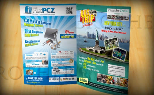 cccccc-create a High Quality FLYER Design