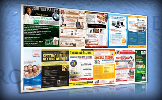 create a High Quality FLYER Design