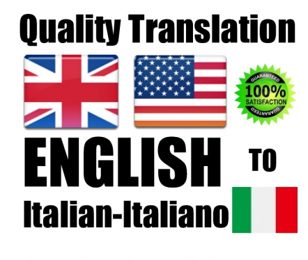 professional translate english to italian for text pdf video script business commercial web for. Black Bedroom Furniture Sets. Home Design Ideas