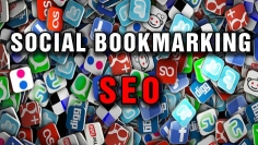 I will give you 40 Social bookmark your blog or website