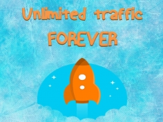 I will unlimited traffic from usa and other tier1 countries for LIFETIME