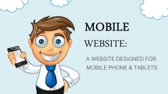 I will personalize this mobile web design plr video, your clients will love it