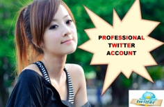 I will Send You 75 Professional Quality TWITTER ACCOUNTS
