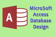 I will design your Access database Assignment
