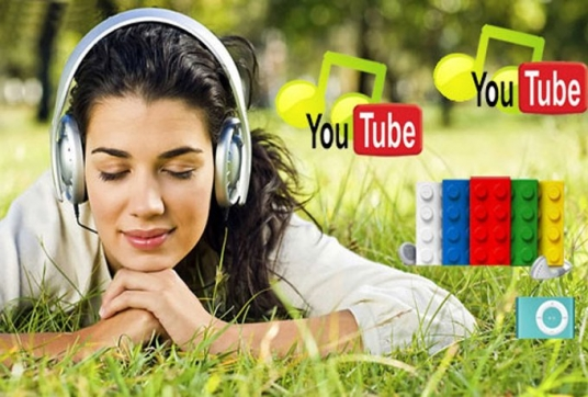 convert YouTube or other Video file to mp3 or wav or other audio file format
