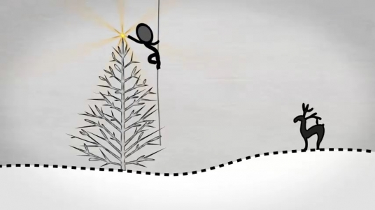 Create this Professional Christmas or New Year Video Greeting
