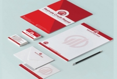 I will design a Business card or Letterhead or stationary branding