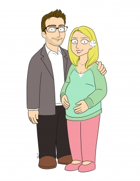 draw you on family guy style