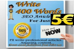I will do a copywrite SEO for you