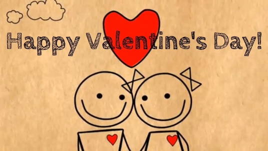 Create this Sweet Valentines Day video