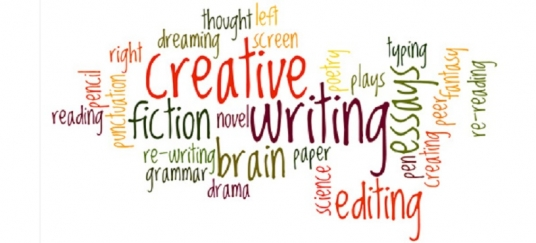 Up creative writing