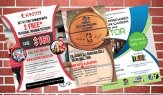 I will design an eye-catching and professional flyer for any event