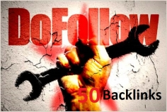 I will Create 50 Dofollow profile backlinks