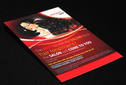 design flyers, brochures