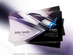 I will design OUTSTANDING business card with minimum time
