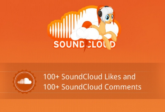 give you 100+ SoundCloud Likes and 100+ SoundCloud Comments