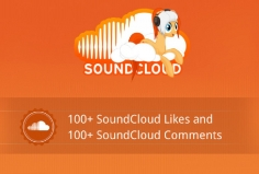 I will give you 100+ SoundCloud Likes and 100+ SoundCloud Comments
