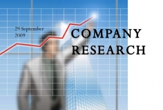 I will do company research find for your business