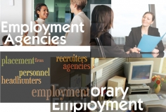 I will find for you Employment Agencies,services,Consultants etc categories contact list