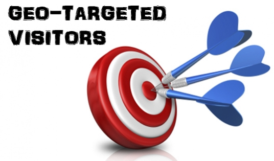 send 8K plus GEO Targeted Visitors to your Website or Url