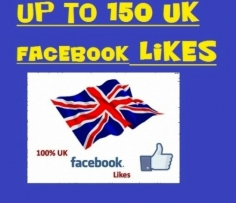I will give you up to 200+ Real facebook Post Likes from UK