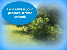 I will review your product, service or book
