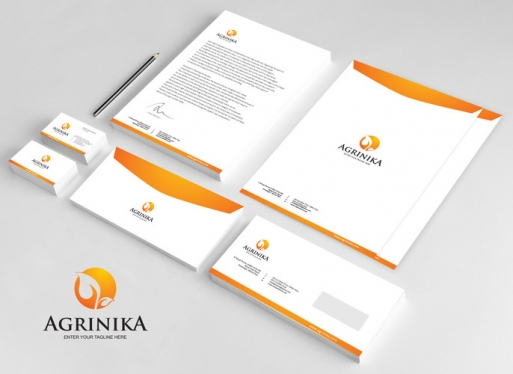 Design A Clean, Modern Logo With 3 Concepts + Business Card + Letterhead + Envelope For £50