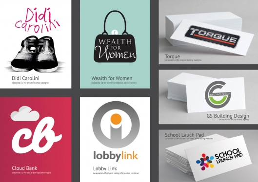 design a Logo or Corporate ID with unlimited revisions