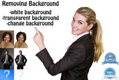 I will do BACKGROUND Removal from 5 photos
