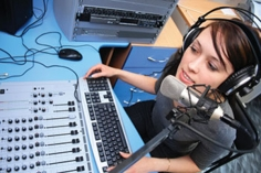 I will do Professional British Female Voiceover for your Business today Samples Provided High Qua
