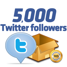 I will add 1000 Twitter Followers Within 24 Hours Delivery Without any Robotic Software