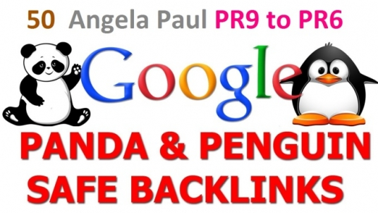 submit 50 packet pr9 to pr6 Angela Paul backlink