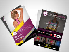 I will design an Amazing Flyer OR Poster OR Brochure or post card etc