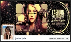 I will design an amazing Facebook cover and profile picture