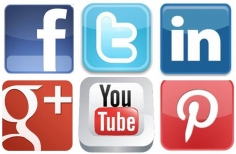 I will give you 100% Real Unique 6000+ social traffic from facebook, twitter,painterst