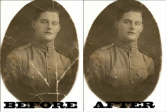 I will do advanced photoshop for you, hard restorations etc .....