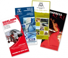 I will design a one page attractive looking promotional flyer