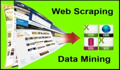 I will provide you 500 records extraction or web scraping  or data mining services for any websit