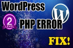 I will fix any type WordPress errors