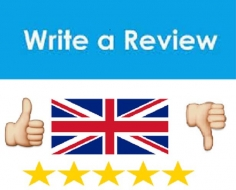 I will write a review wherever you need me to